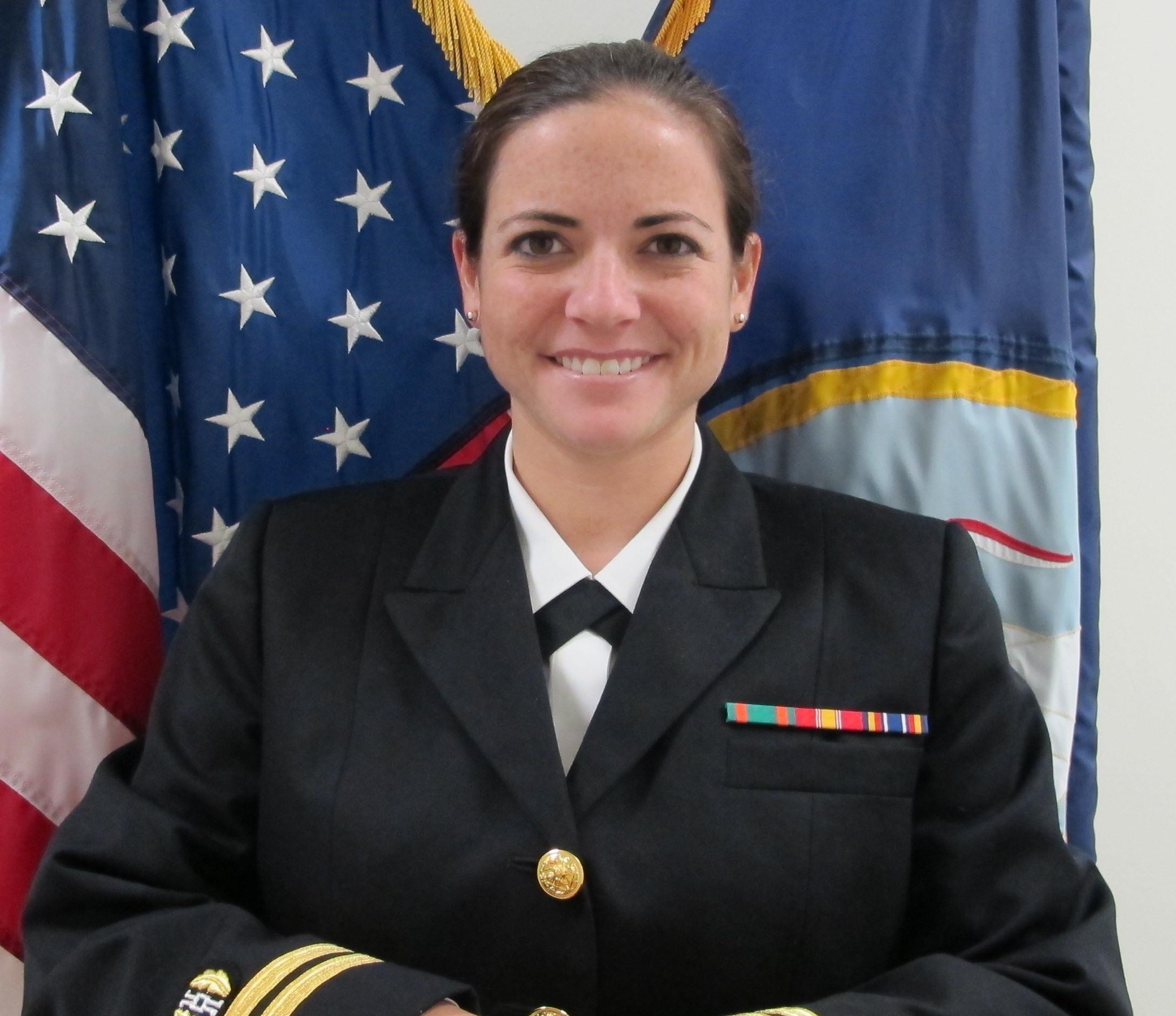 Marine Judge Advocate: The Richmond MBA 35 Under 35